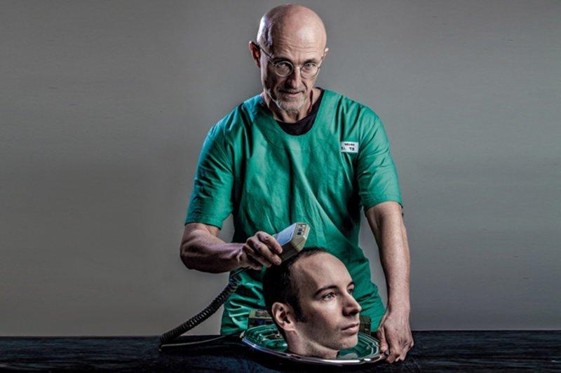 Итальянский хирург начал пересаживать голову живому человеку Серджио Канаверо, китай, новости, пересадка головы, прорыв, хирургия