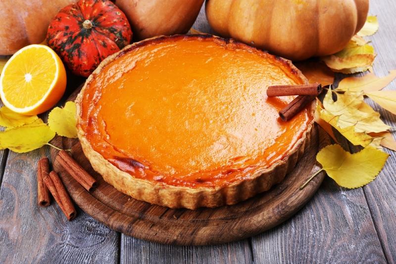 Тыквенный пирог: рецепты на любой вкус