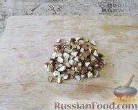 Фото приготовления рецепта: Пряный рис с изюмом и миндалем - шаг №8