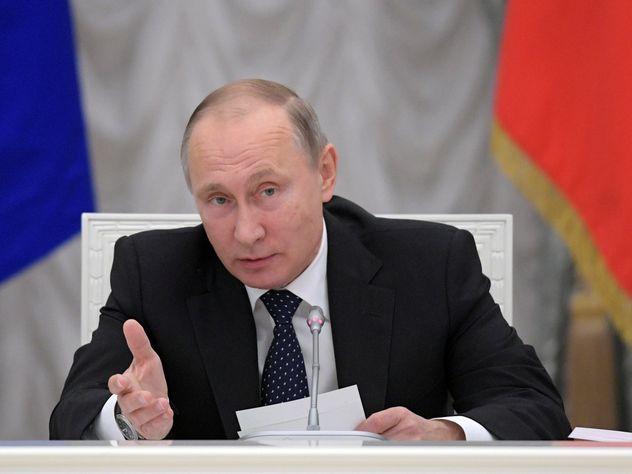 На Западе вошли в моду русский акцент и игры в Путина