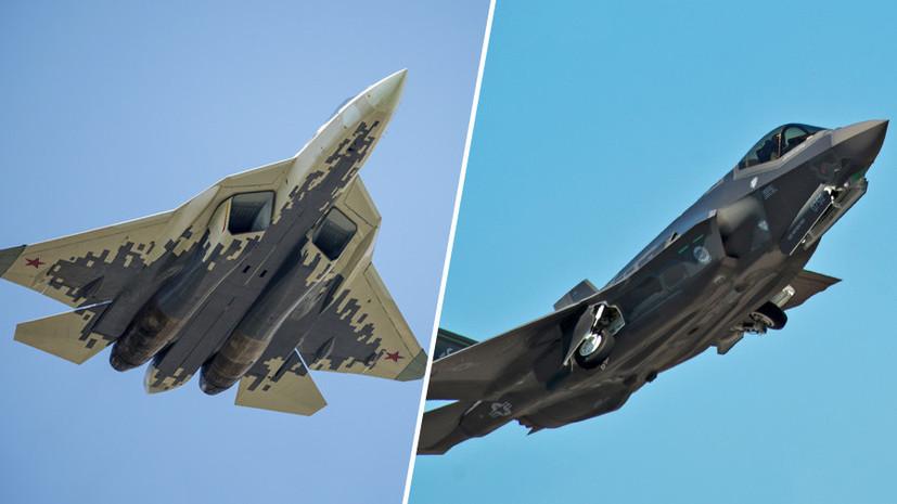 «Замедлится не только программа F-35»: может ли Турция заменить американские истребители на российские
