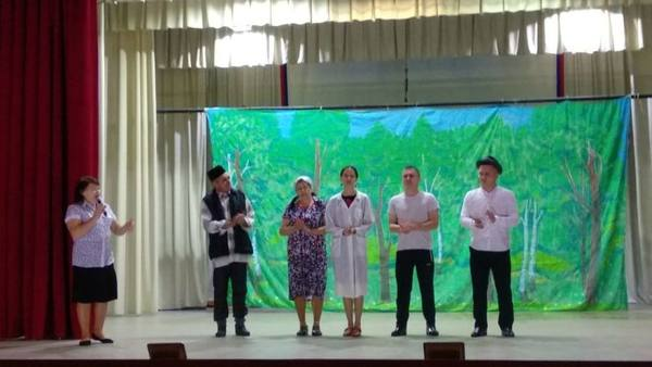 Высокогорские артисты представили свои постановки на театральном конкурсе