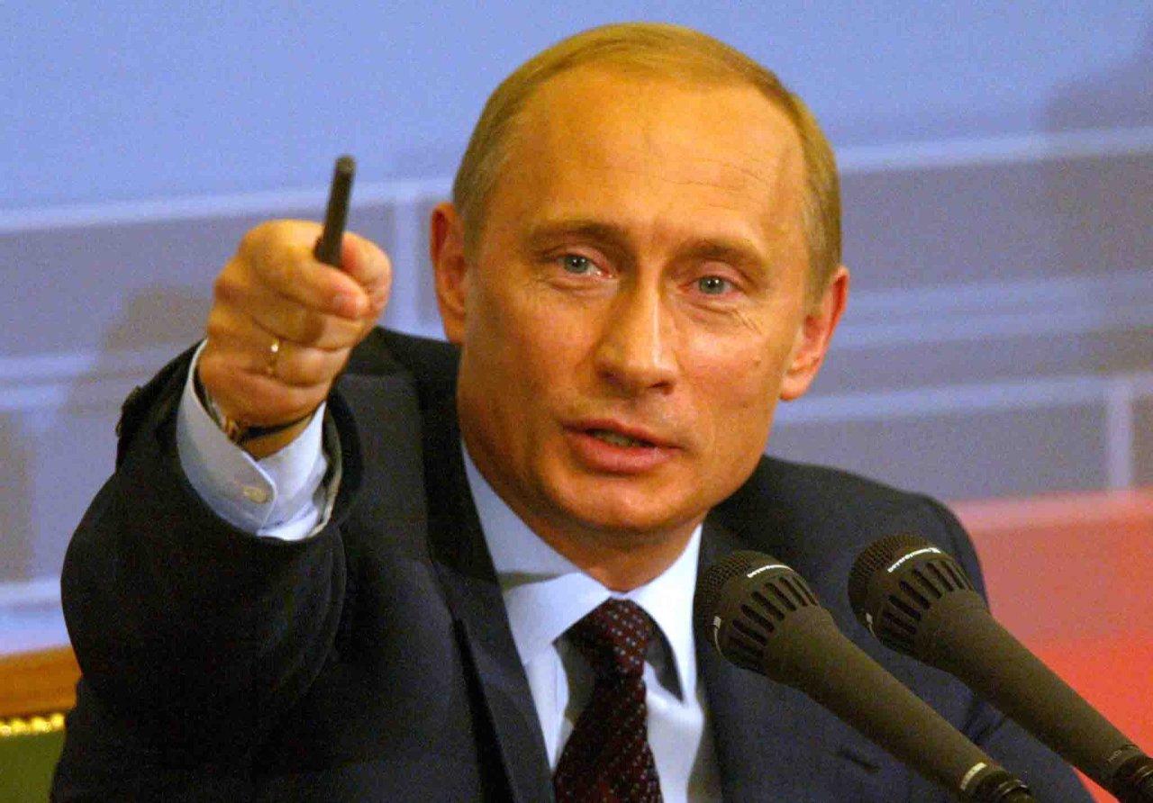 Магия Путина