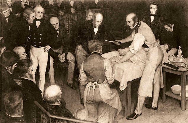 Как лечили людей в XIX веке