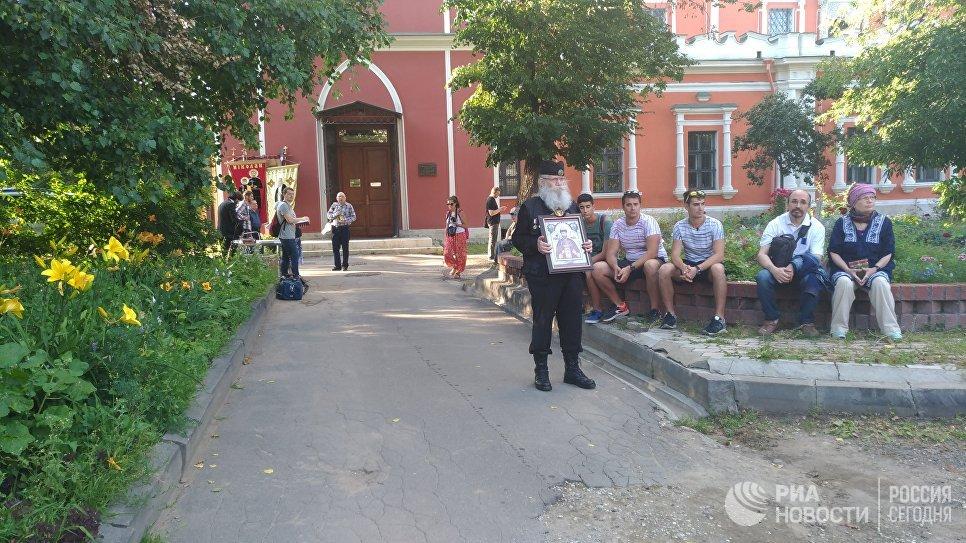 В Омске прошло молитвенное стояние против «Матильды»