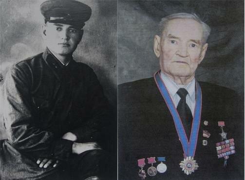 Николай Фёдорович Кюнг: 1-я фотография сделана в Брестской крепости до начала ВОВ