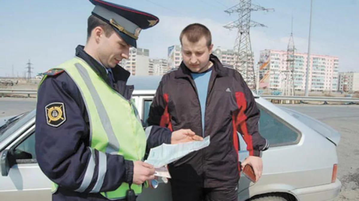 Инспекторам ГИБДД запретят курить и ругаться