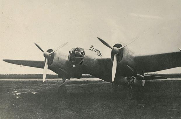 Первая многодневная воздушная операция за границей СССР