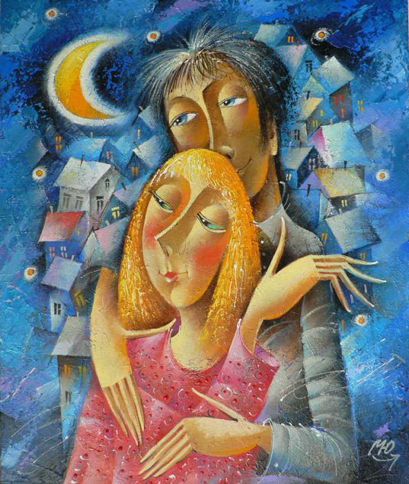 Шуточные картины о самом светлом чувстве ( Автор картин  Юрий Мацик)  Песня Ша-Лу-Ла (Виктор Королев)