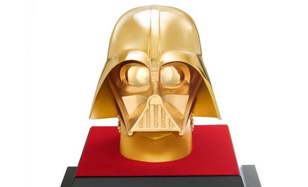 Золотая маска Дарта Вейдера может стать вашей за 1.400.000$