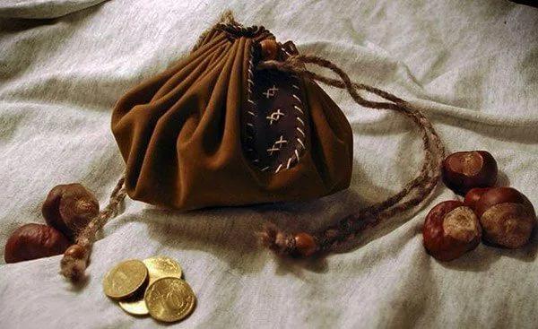 Один крестьянин заметил исчезновение своего кошелька