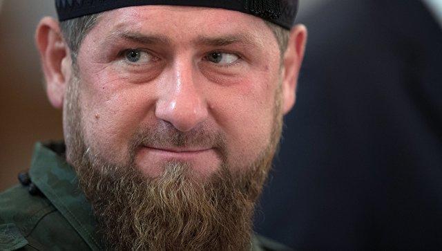 """Кадыров ответил на призыв """"р…"""