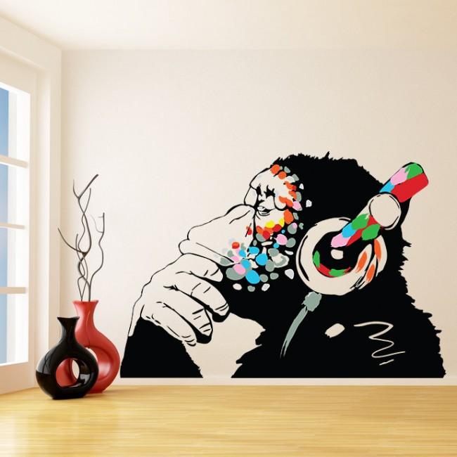 На пути к уникальному дизайну: 120+ вдохновляющих идей для декорирования стен своими руками