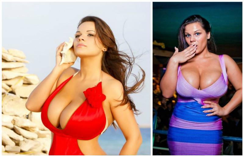 большие груди фото женщин