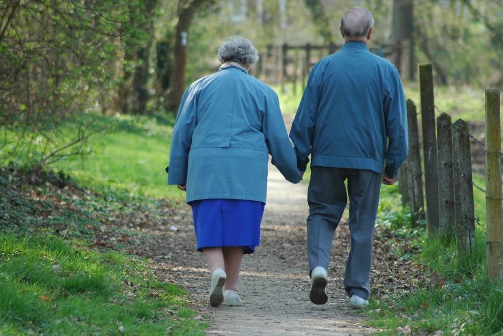 Пожилые — значит, пожили!