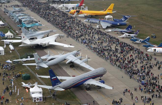 Десять премьер для МАКСа.  Что бы мы хотели увидеть на главном авиасалоне России