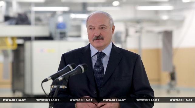 """Лукашенко отправил россиян на олимпиаду: """"Езжайте и показывайте результат"""""""