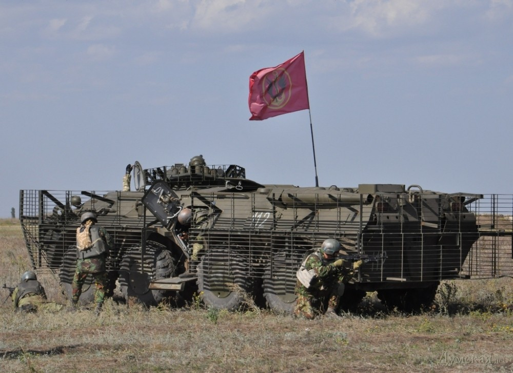 В ВМС Украины грянул бунт