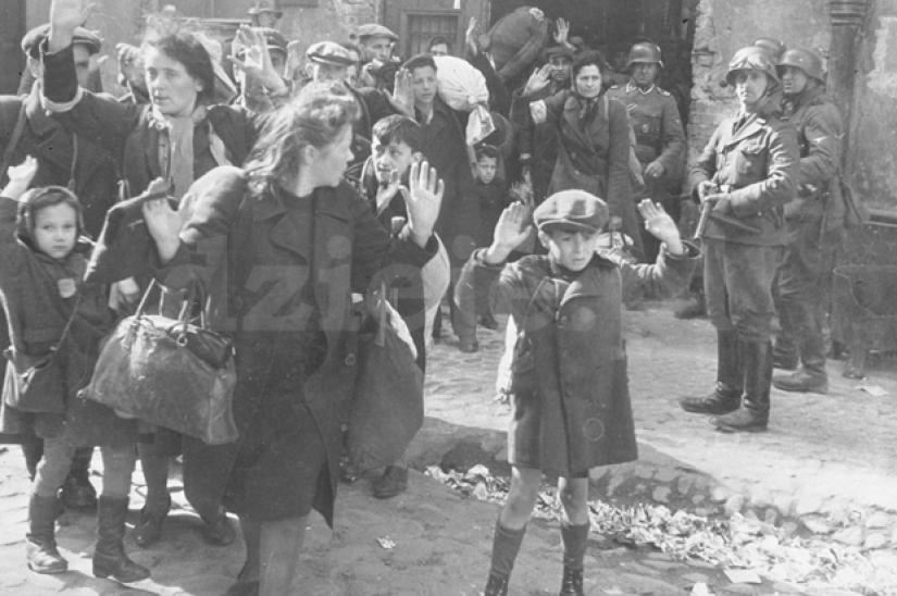 """Шведы """"раскопали"""" неприятную правду о соучастии поляков в холокосте"""
