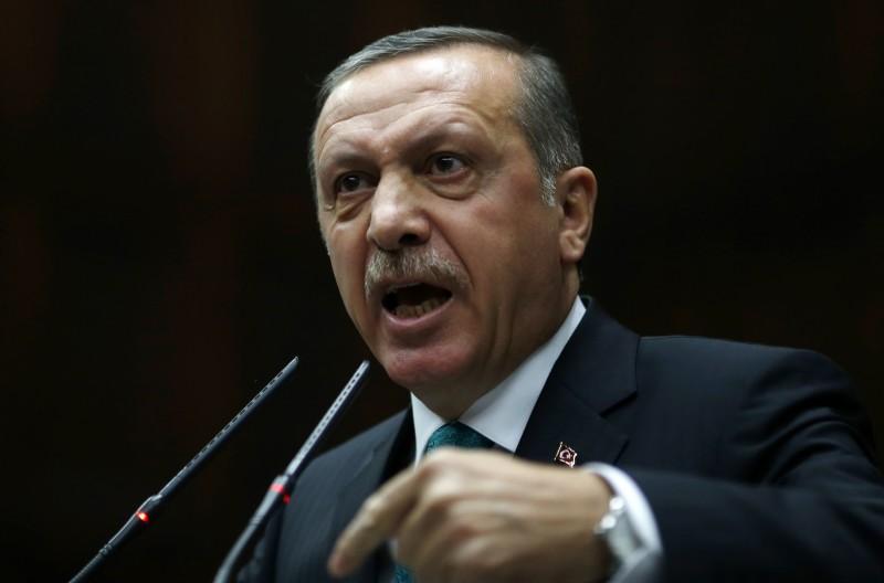 Турция объявила войну Асаду