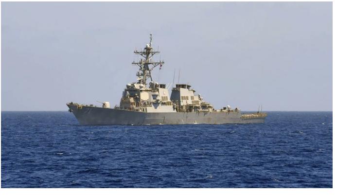 """Укрепляем отношения с партнёрами"""": В США назвали цель захода эсминца в Чёрное море"""