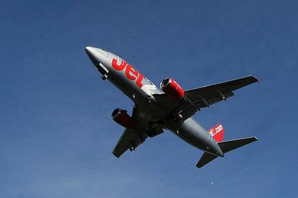 Британскому туристу дали семь месяцев тюрьмы за мат в самолете