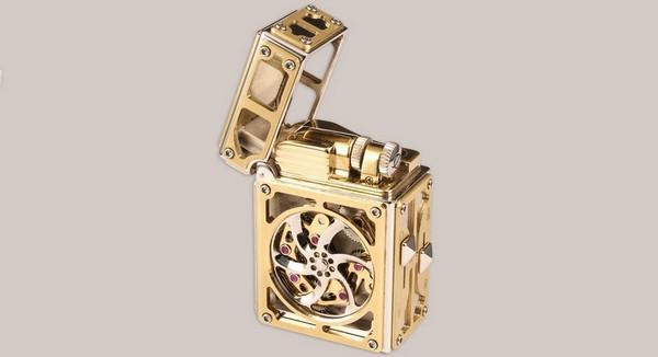 Эксклюзивная зажигалка от ST Dupont для коллекционеров стоит 41.000$