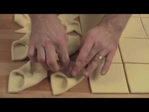 Приготовление кондитерских изделий из слоеного теста