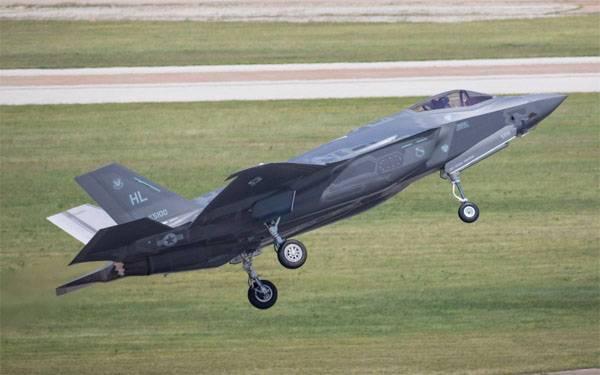 В США заявили об уязвимости бортовых систем F-35 перед хакерами