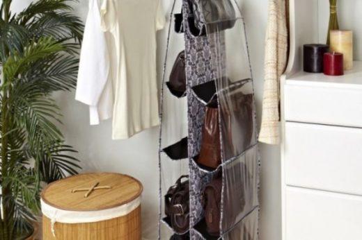 Несколько простых способов навести порядок в гардеробе