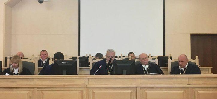 Пять судей сбежали с процесса о незаконности переименования Днепропетровска