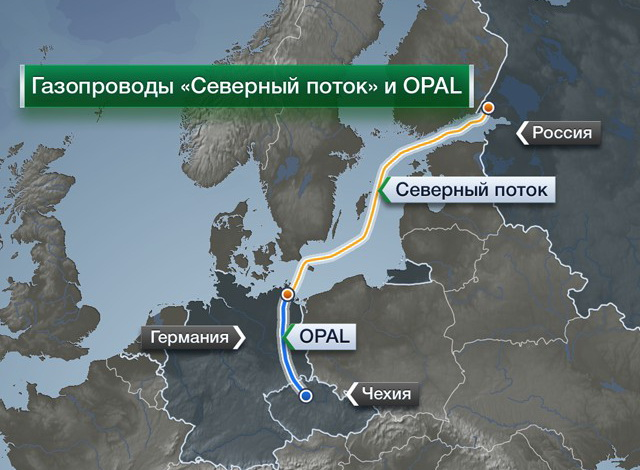 Киев в шоке: Транзит по «Северному потоку» вдвое дешевле украинского