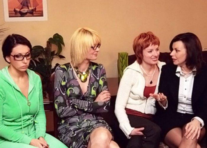 Главные героини фильма *Бальзаковский возраст, или Все мужики сво…* | Фото: muzun.ru