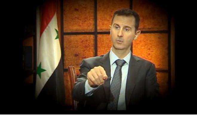 """Интервью Ассада: """"У США нет никого морально права обвинять кого либо"""""""