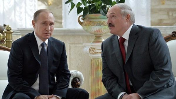 Лукашенко зря надеется наПутина врешении вопроса погазу