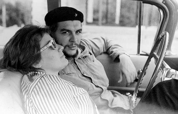 Любовные победы Че Гевары: как великий команданте завоевывал женщин
