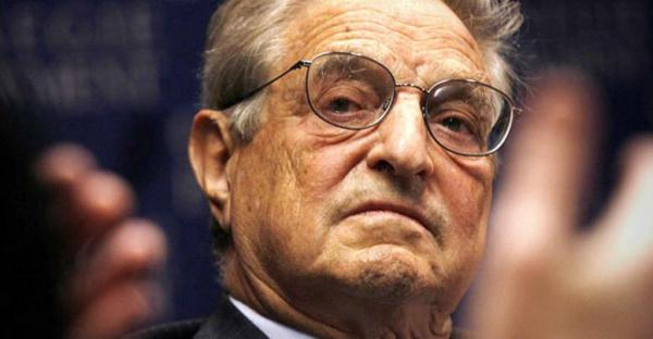 Image: Why President Trump should issue an Interpol arrest warrant for George Soros