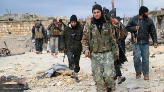 В Дейр-эз-Зоре накрыли украинский отряд ИГИЛ