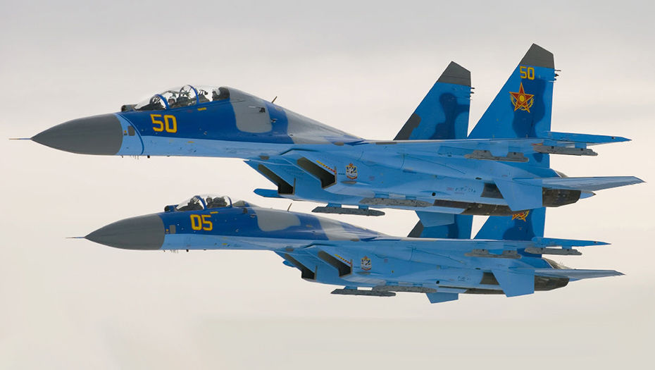 Су-27 в Казахстане: взлёты и падения