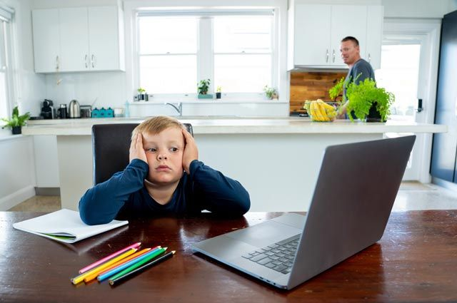 Детки в клетке. Психоневролог о проблемах детей в самоизоляции