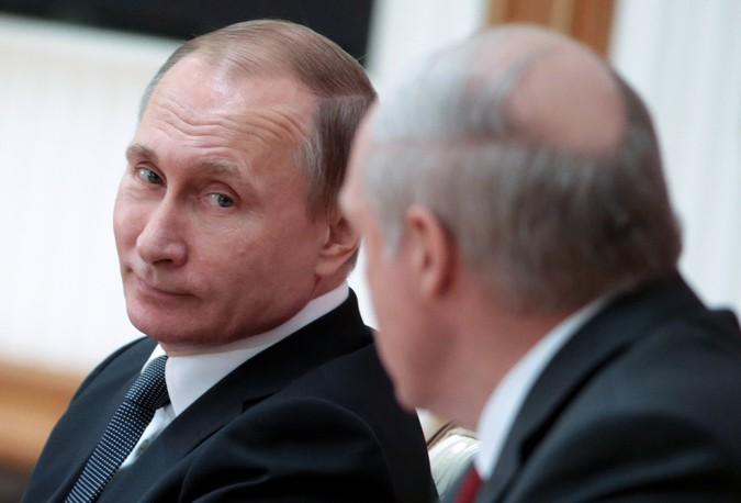 Почему Путин простил Лукашенко