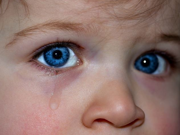 Избившая младенца пьяная мать попала на «Первый канал»