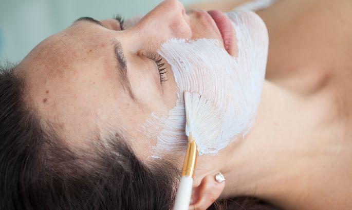 Альгинатная маска в домашних…