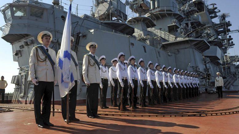 Гиперзвуковые ракеты и роботы. Россия поборется за превосходство в море
