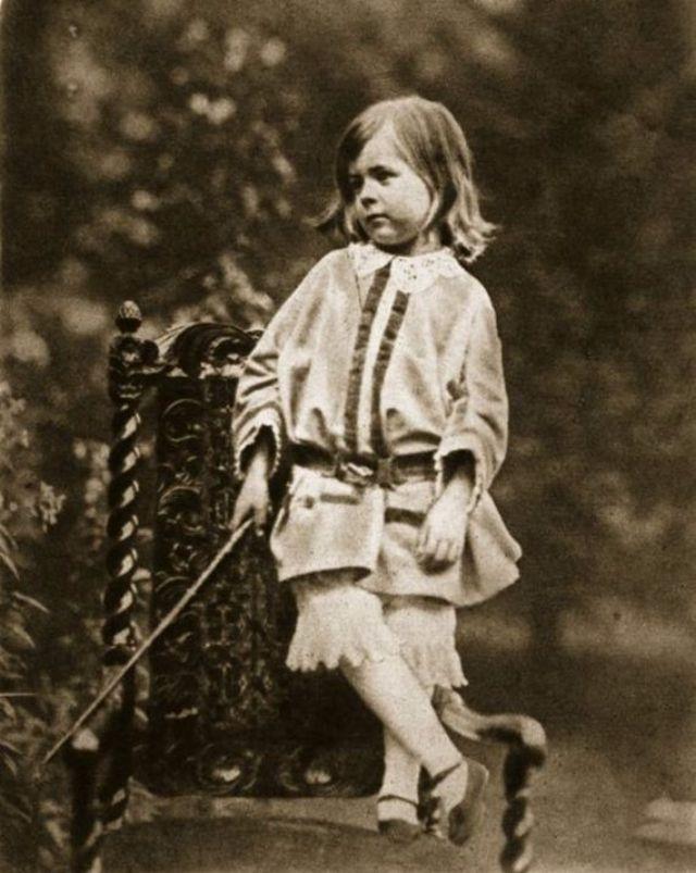 детей кэрролла фотографии льюиса