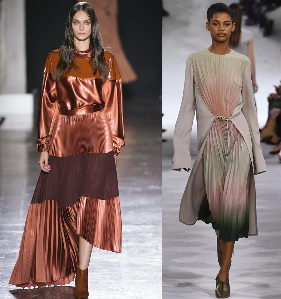 Красивые скромные платья
