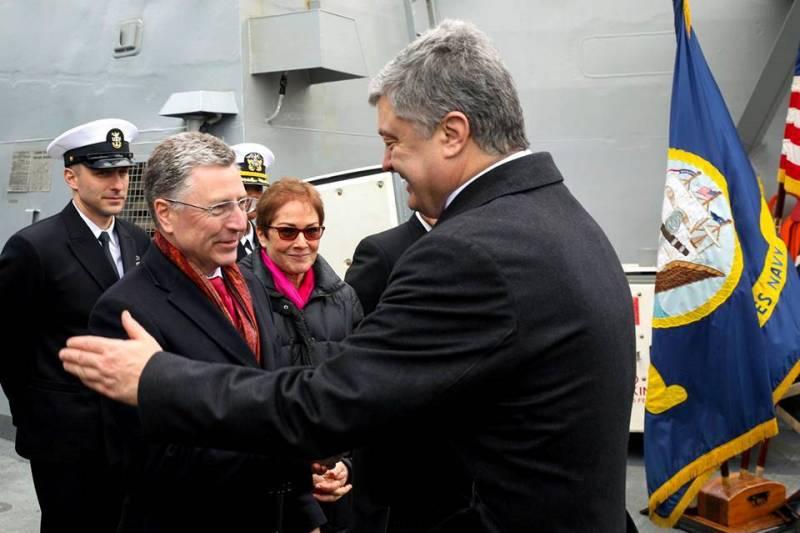 Волкер вновь пригрозил ужесточить санкции против РФ из-за Крыма