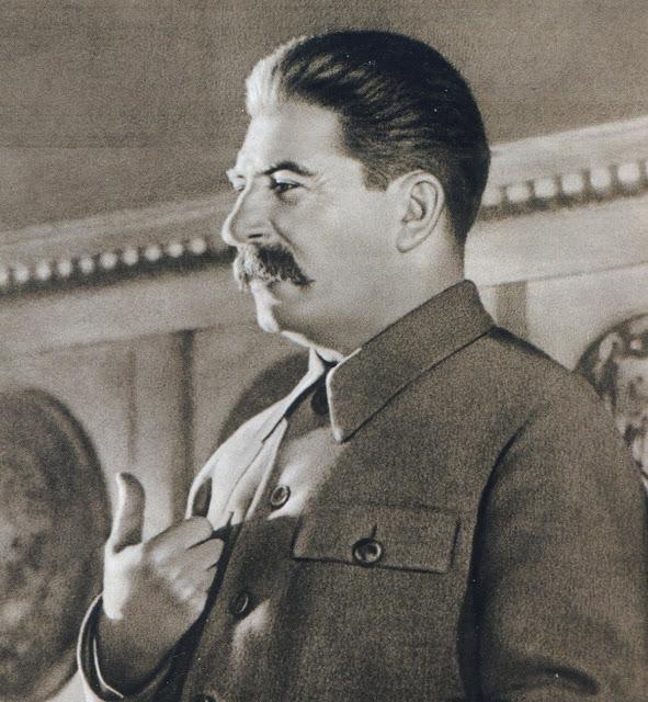Сталин о преклонении элиты перед иностранцами