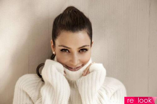Модный тренд – платье-свитер