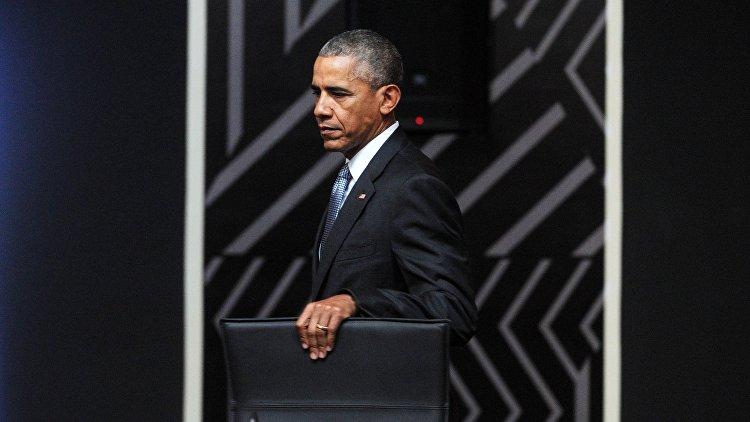 Обама назвал Россию слабой страной, торгующей нефтью, газом и оружием